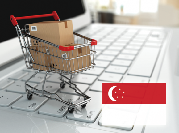 A test selling e-commerce in Singapore
