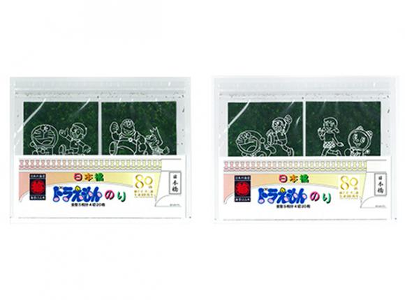 山本海苔店様×「藤子・F・不二雄 生誕80周年」日本橋ドラえもんのり