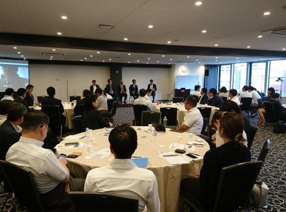 アジア経営者連合会 第5回 OneAsiaの会にて登壇いたしました