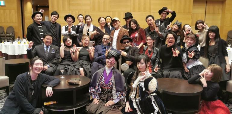 文化の交差点づくりオトナの仮面舞踏会2019無事終了!