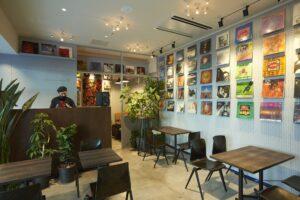 The Room COFFEE & BAR_内観